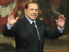 Берлускони прибыл в столицу Беларуси