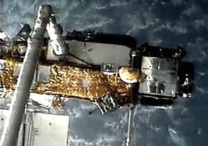 Грузинская семья обнаружила осколки американского спутника у себя во дворе