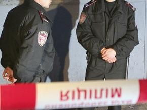 На одесском рынке нашли арсенал оружия