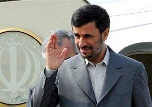 Ахмадинеджад: Игра WikiLeaks не стоит того, чтобы ее комментировать