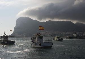 Спор из-за Гибралтара: Великобритания отказывается вести переговоры с Испанией