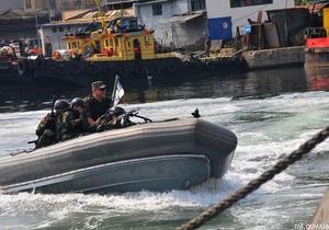 Си Бриз-2010: В Одессе идет охота на пиратов