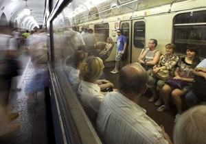 Завтра станцию киевского метро Палац Спорта закроют на время футбольного матча