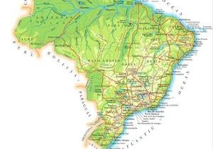 Более тысячи человек остались без крова из-за ливней в Бразилии