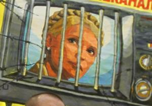 Тимошенко снова объявила голодовку