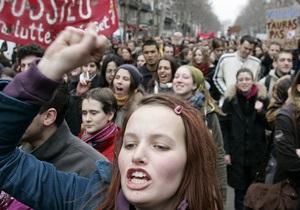 Безработица во Франции побила рекорд последних 13 лет
