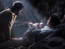Статую младенца Христа оснастили GPS