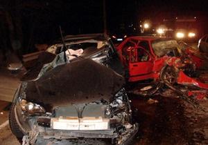 ДТП в Крыму: В лобовом столкновении автомобилей погибли двое сотрудников ГАИ