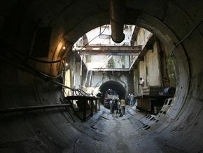 В Киеве завершилось строительство тоннелей на новом участке метро