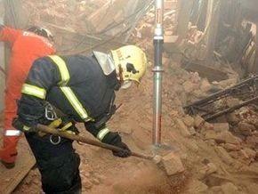 В Праге извлечены из-под завалов тела всех погибших