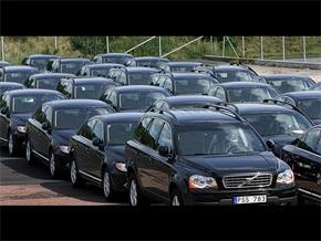 Volvo: офіційний автомобіль під час головування Швеції в Євросоюзі