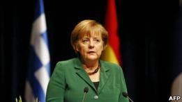 Ангела Меркель: Германия должна поддержать Грецию