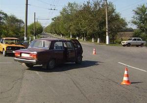 В Кривом Роге в аварии пострадали 12 человек