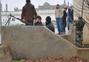 Сирийские мятежники выдвинули условия освобождения миротворцев ООН
