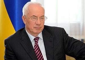 Азаров снова стал премьер-министром