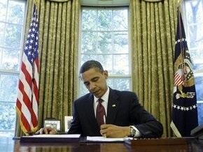 Обама подписал закон о дополнительном финансировании войн в Ираке и Афганистане