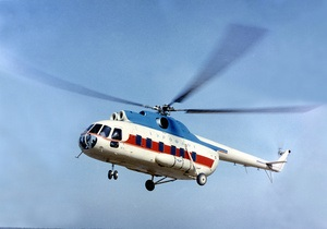 В Сибири разбился вертолет Ми-8: есть жертвы