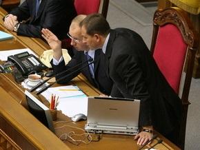Томенко: Возможно, Президент приказал НУ не голосовать за свой проект