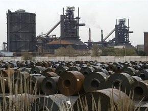 В 2009 году Украина снизит выплавку стали на 19%