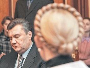 Опрос: У Тимошенко и Януковича равные шансы выиграть досрочные выборы Президента