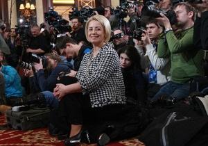 Герман ответила Репортерам без границ на заявление о притеснении Януковичем свободы слова