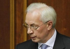Сегодня исполняется год премьерства Азарова. Премьер убежден, что жить стало лучше