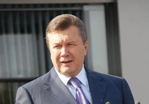 Янукович хочет усилить ответственность водителей за нарушение ПДД