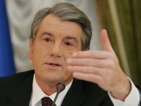 Сегодня Ющенко едет в Польшу