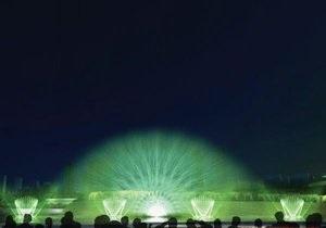 В Виннице появится самый большой в Европе фонтан
