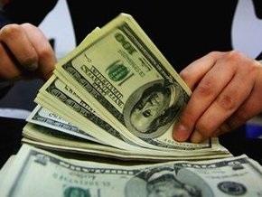 Курс продажи наличного доллара составляет 8,4-8,7 гривны за доллар