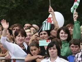 90% жителей Абхазии получили новые паспорта
