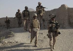 Международная коалиция доведет численность своих войск в Афганистане до 135 тысяч человек