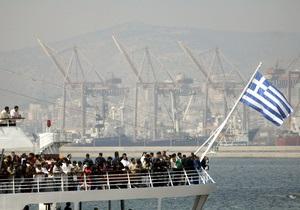 Власти Греции освободили из-под ареста украинских моряков