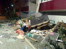 Взрыв газа в Батайске: Один человек погиб, трое пострадали