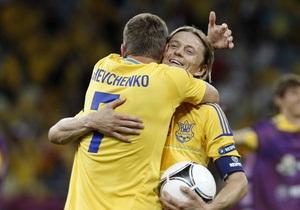 Немецкий ТВ-комментатор: Украина может победить Францию на Евро-2012