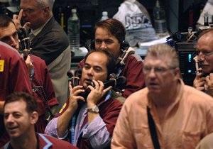 Фондовые индексы упали из-за снижения рейтингов банков и греческого кризиса