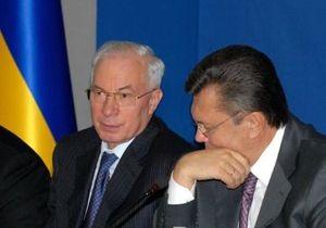 Азаров посоветовал детям брать пример с Януковича