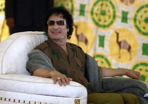 В Кремле считают, что Каддафи нет места в современном цивилизованном мире