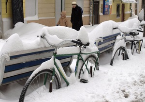 Фотогалерея: Время большого снега