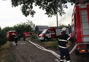В Луганске при пожаре погибли шестеро человек, в том числе трое маленьких детей