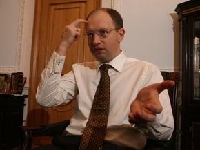 Яценюк: Не бойтесь ратушняков и лозинских