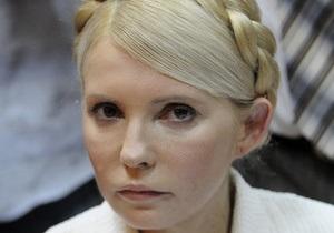 Суд отказался арестовать Тимошенко