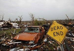Число жертв торнадо в США увеличилось до 116 человек