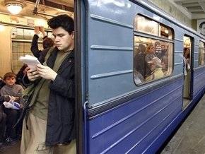 Завтра из-за футбола киевское метро будет работать дольше