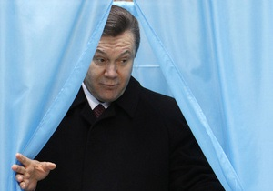 Янукович: Важно, чтобы Тимошенко проиграла достойно, как я это сделал в свое время