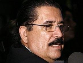 Временное правительство Гондураса не пустит свергнутого президента в страну