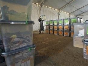 Наблюдатели заявляют о нарушениях на выборах в Афганистане
