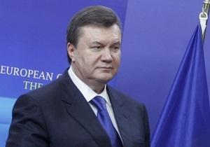 У Януковича к Обаме накопилось много вопросов