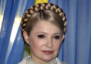 Тимошенко не признаёт поражения на выборах