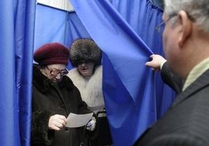 МВД: Зафиксированные нарушения не повлияли на исход выборов